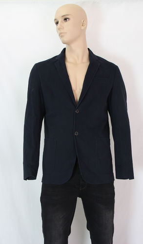 OVS Fashion Herren Jacke Blazer Stretch blau