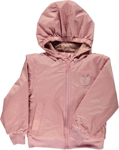 Smafolk Kinder Jacke Food 81-9611 Bridal Rose Gr. 4-5